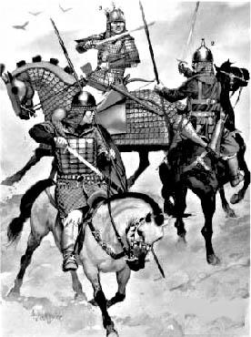 Воины на Иргизе