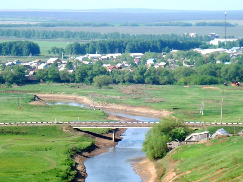 бугурусланский район рыбалка