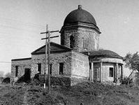 Церковь в державино