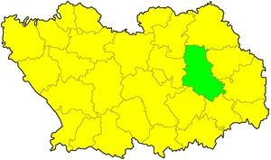 Городищенский район