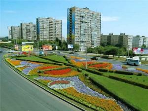 красота Оренбургских улиц