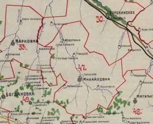 Буз уезд Михайловская в