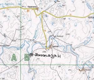 карта Нов р 1