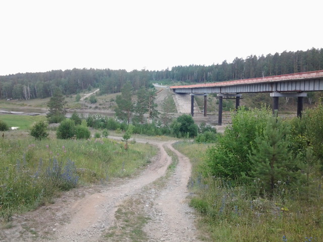 мост через Зилаир