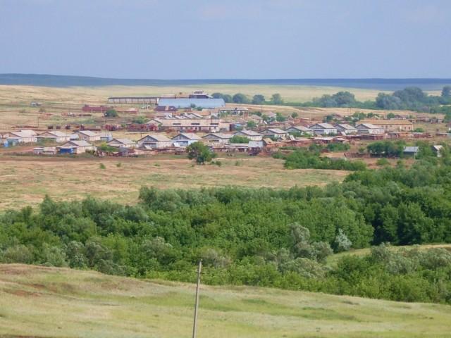 Дмитриевка