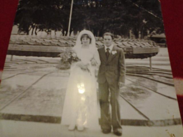 Свадьба матери и отца