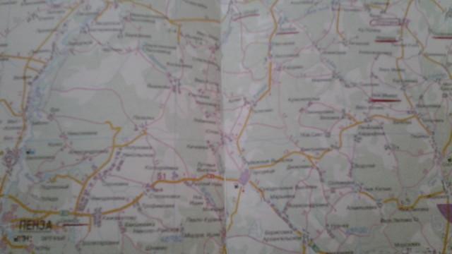 В овалы заключены населенные пункты, где Калашниковы встречаются в большинстве, подчеркнуты те места проживания, где они встречались единично