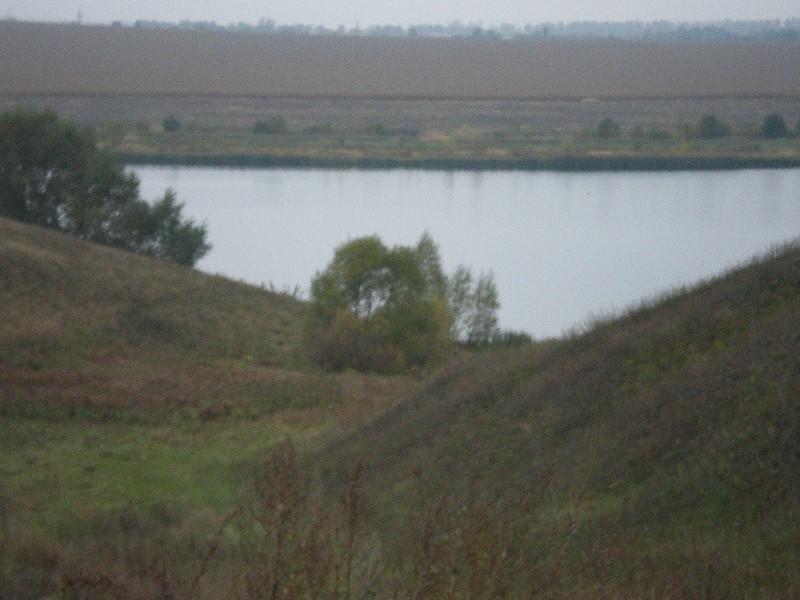 река Любаж Курской области