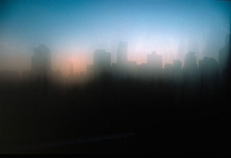 Отель Midtown в туман