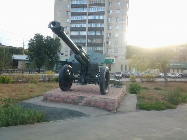 Пушка Д-1