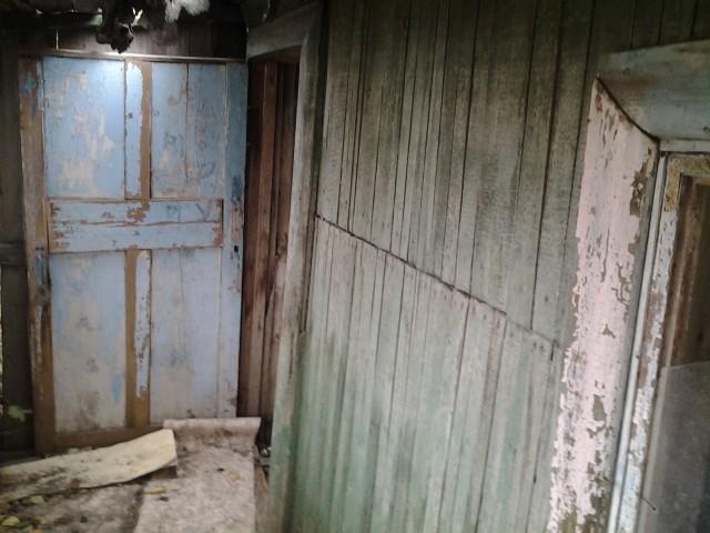 Старый домик
