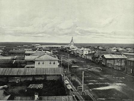 Мариинск Томской губернии