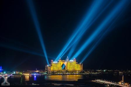 вечерний Дубай 11