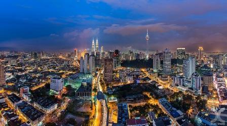 вечерний Дубай 13