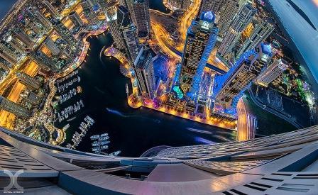 вечерний Дубай 15