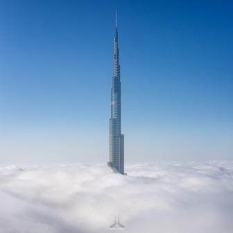 вечерний Дубай 17