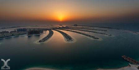 вечерний Дубай 3