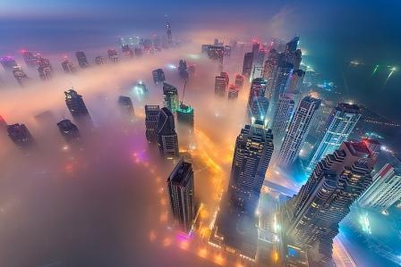вечерний Дубай 5