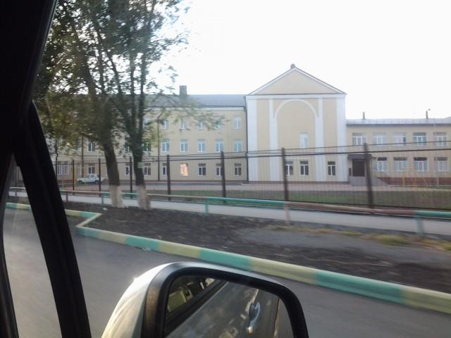 Здание отремонтированной шестой школы