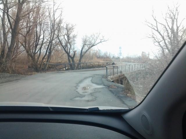 Опять тот же мост