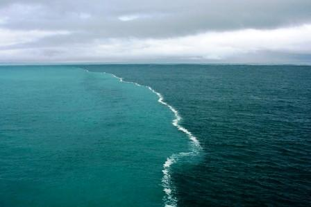 The place where the North Sea and the Baltic Sea meet