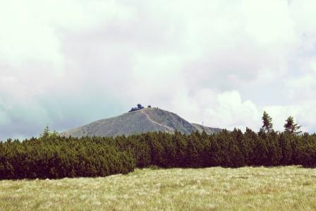 гора Снежка 2