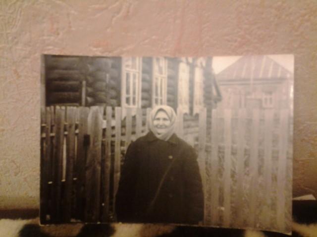 Прабабушка Екатерна Васильевна Огольцова-Ульцева, родная сестра Ивана Васильевича Огольцова.