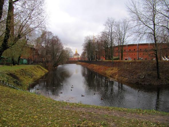Кронверкский канал