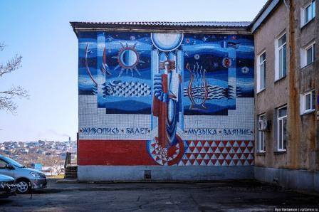 Советский стрит-арт