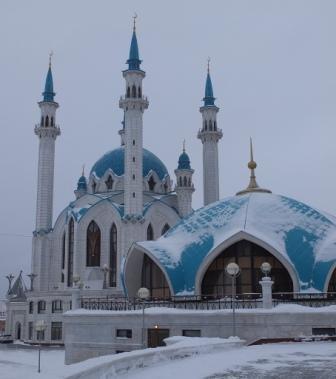 кул шариф мечеть фото