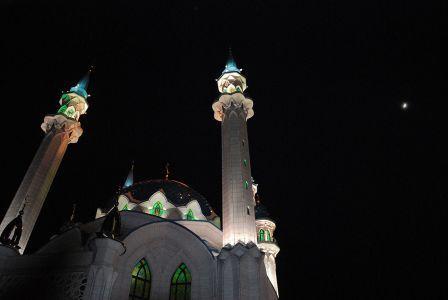 мечеть в казани кул шариф