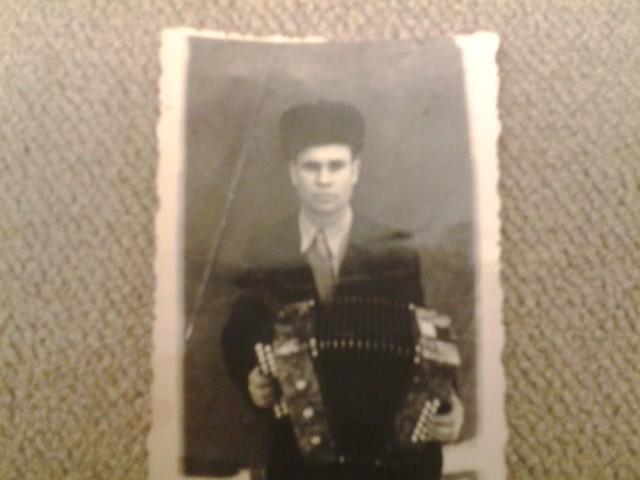 Калашников Сергей Александрович - брат деда