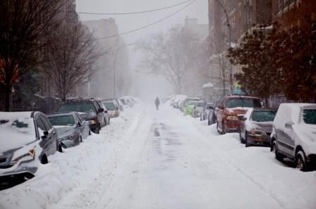 что посмотреть в нью йорке зимой