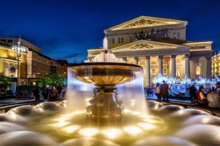 фонтаны мира самые красивые (4)