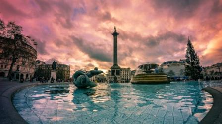 фонтаны мира самые красивые
