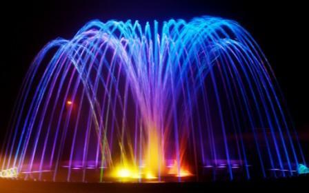 фото фонтанов мира