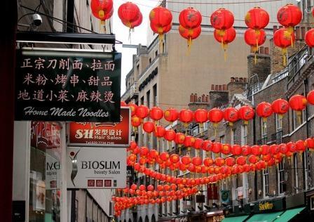 когда празднуется китайский новый год