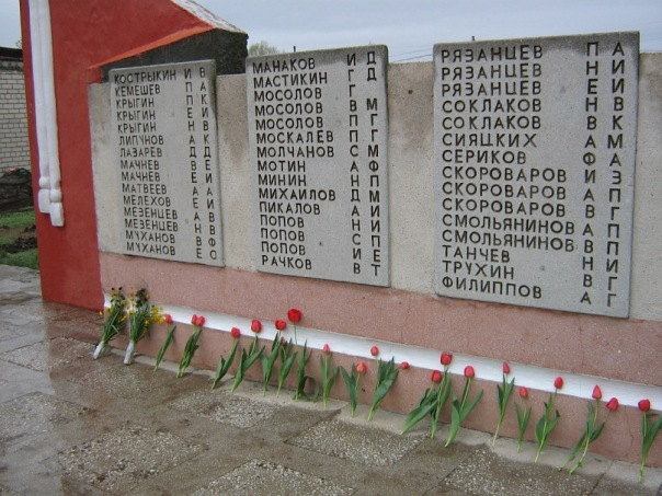 Прокаевка село курманаевского района