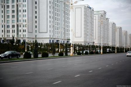 просп. Героя Туркменистана Атамурата Ниязова