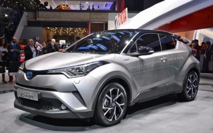 Toyota C-HR не концепт