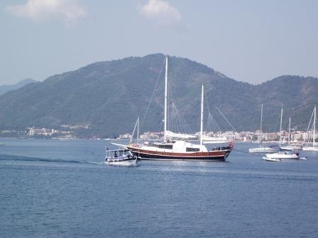 Катание на яхтах