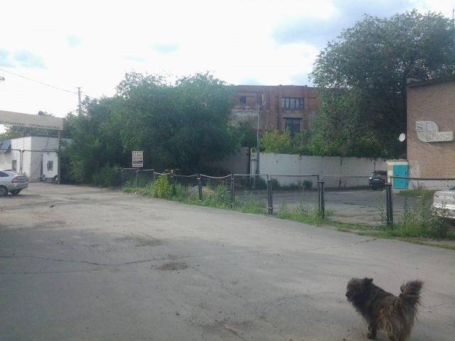 Площади бывшего ПОГАТ