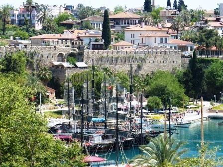 Исторические памятники Турции