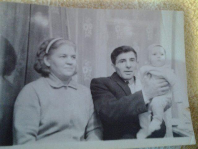 Старший брат бабушки Николай Васильевич Ульцев