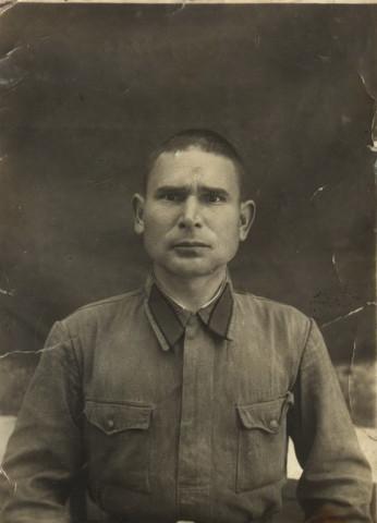 Брат прабабушки Екатерины Иван Васильевич Огольцов
